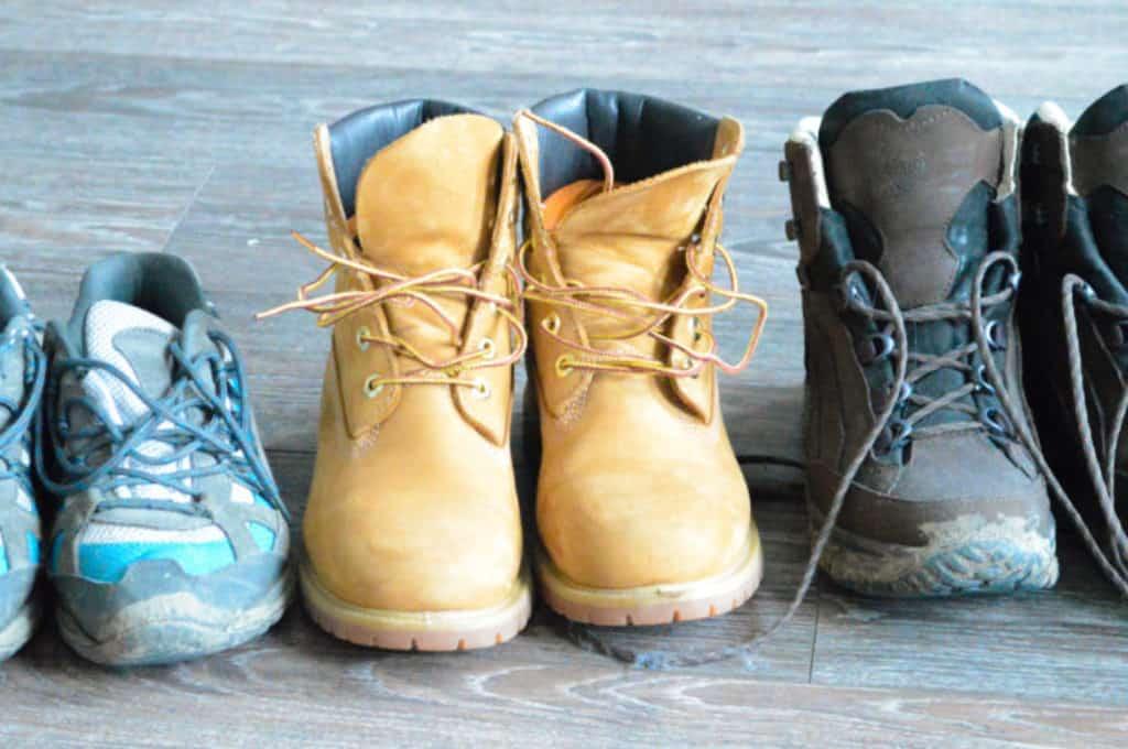 Materialen voor wandelschoenen - HappyHikers
