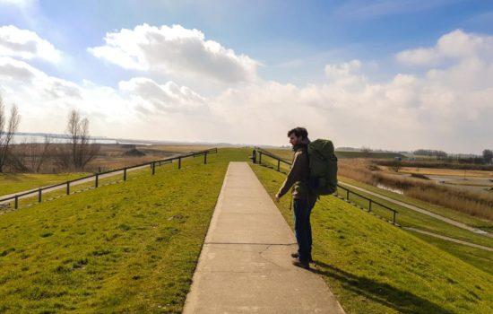 Backpack lange afstandswandeling - Happy Hikers