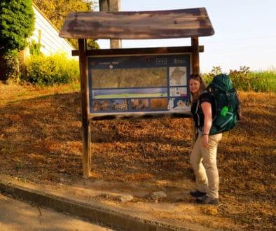 Los Arcos naar Viana - Camino Frances - HappyHikers