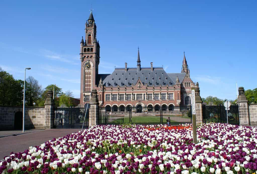 Stadswandeling Den Haag - Vredespaleis