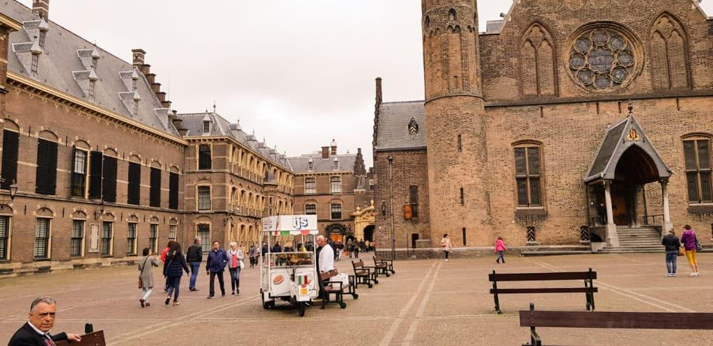 Stadswandeling Den Haag - Binnenhof