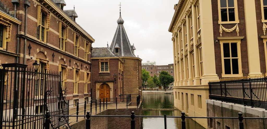 Stadswandeling Den Haag - Het Torentje