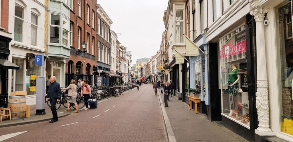 Stadswandeling Den Haag - Denneweg