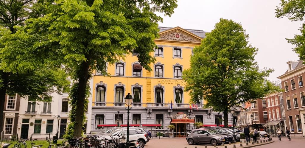 Stadswandeling Den Haag - Hotel Des Indes