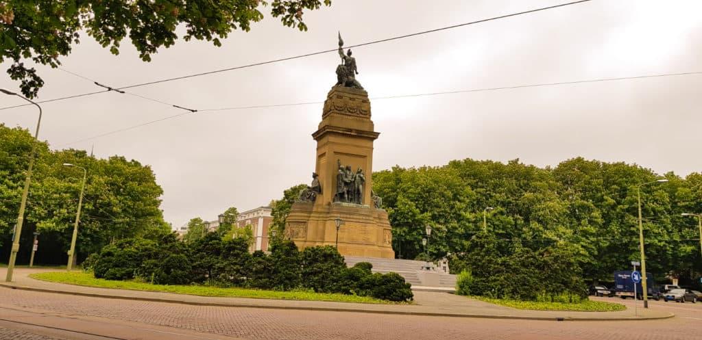 Stadswandeling Den Haag - Plein 1813