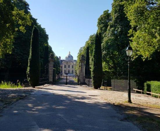 Huis ten Bosch - landgoederenroute en de horsten - HappyHikers