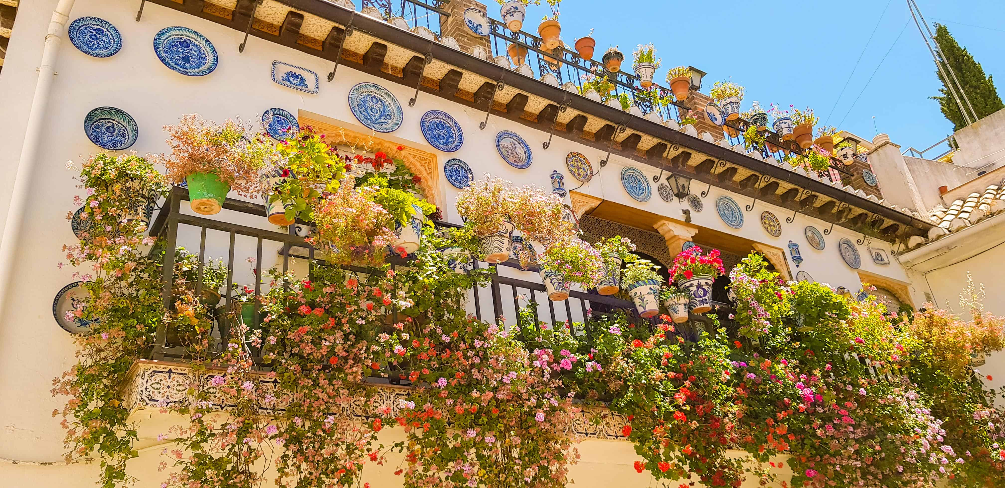 Spaanse muur - HappyHikers