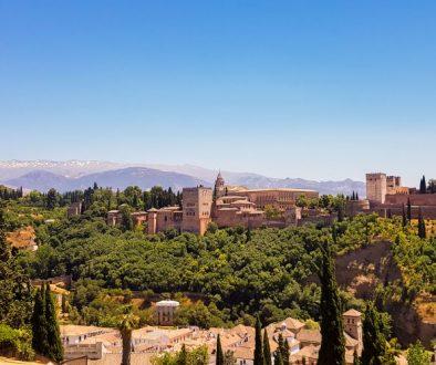 Uitkijkpunt Granada - HappyHikers