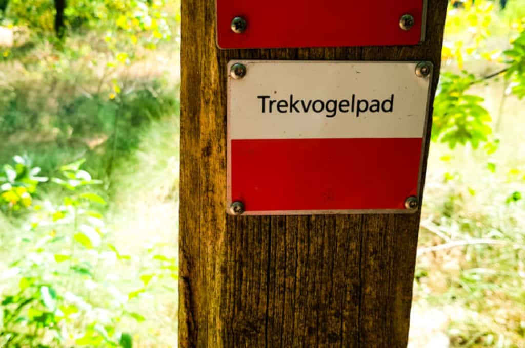 Trekvogelpad - HappyHikers