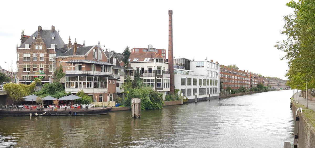Aan het water - Stadswandeling Rotterdam - HappyHikers