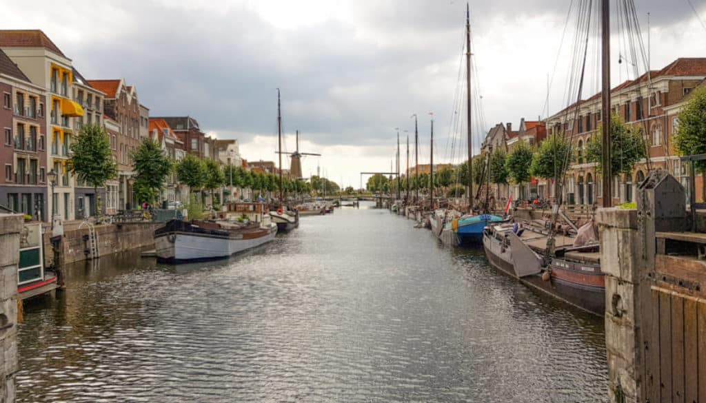 De oude haven - Stadswandeling Rotterdam - HappyHikers
