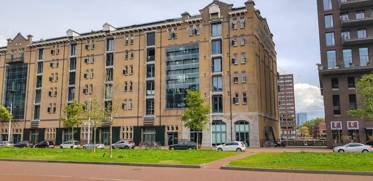 Oud pakhuis- Stadswandeling Rotterdam - HappyHikers