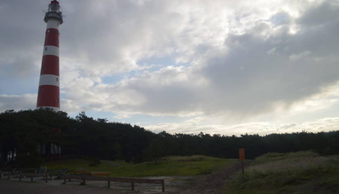 Vuurturen Ameland - Hollumerbos - HappyHikers