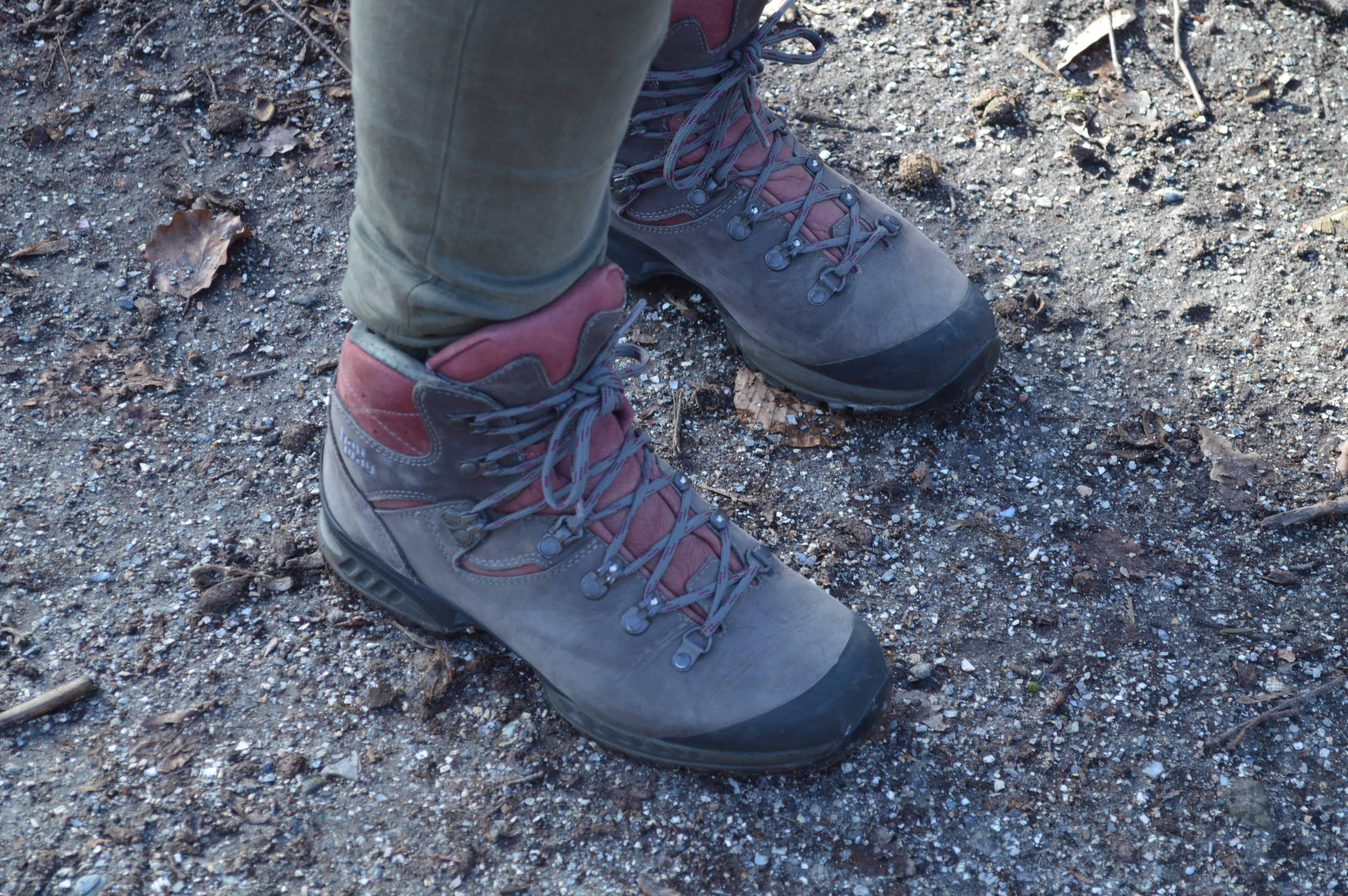 Zoektocht naar wandelschoenen – pasvorm