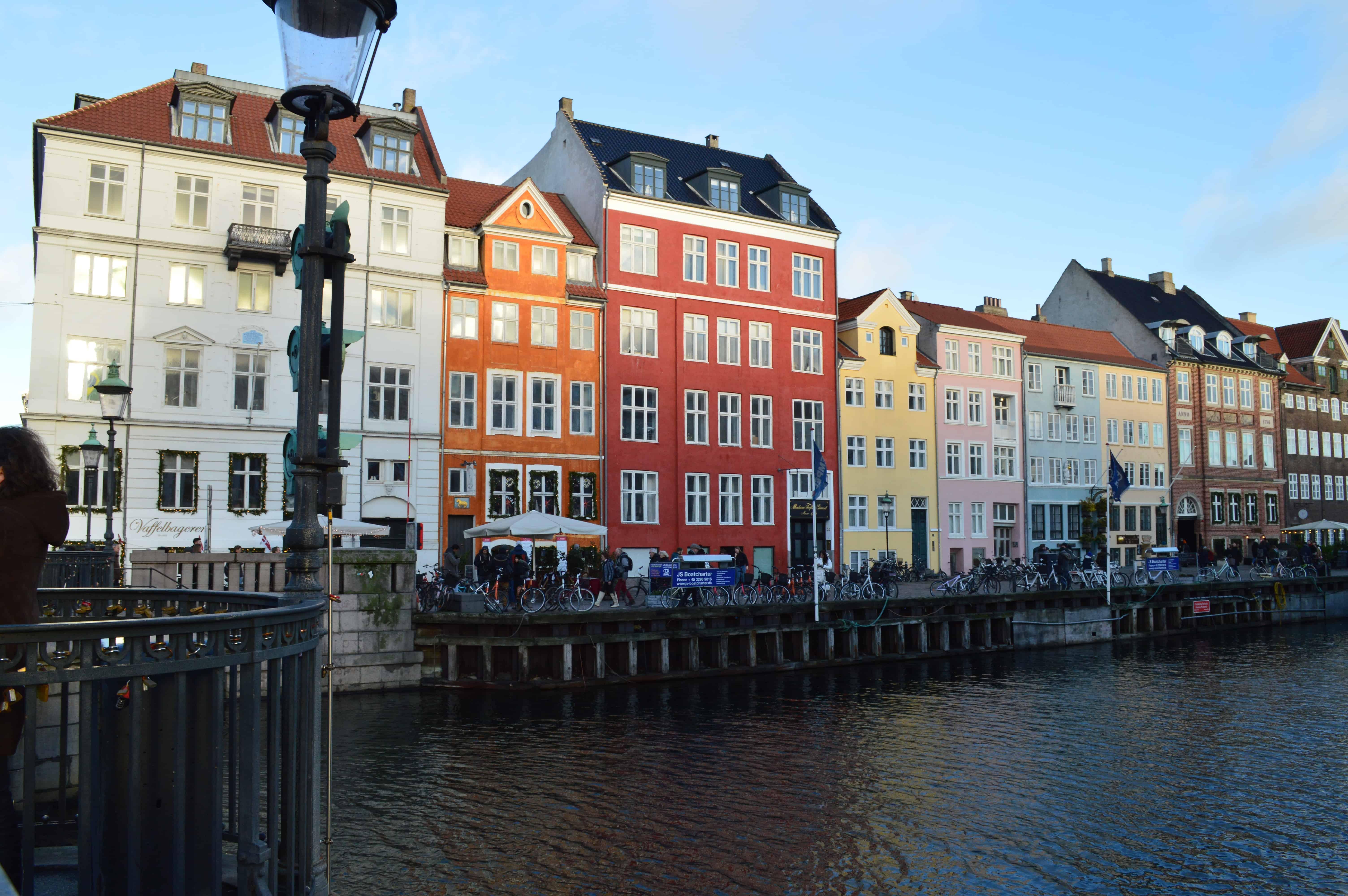 Nye Havn - Kopenhagen - HappyHikers