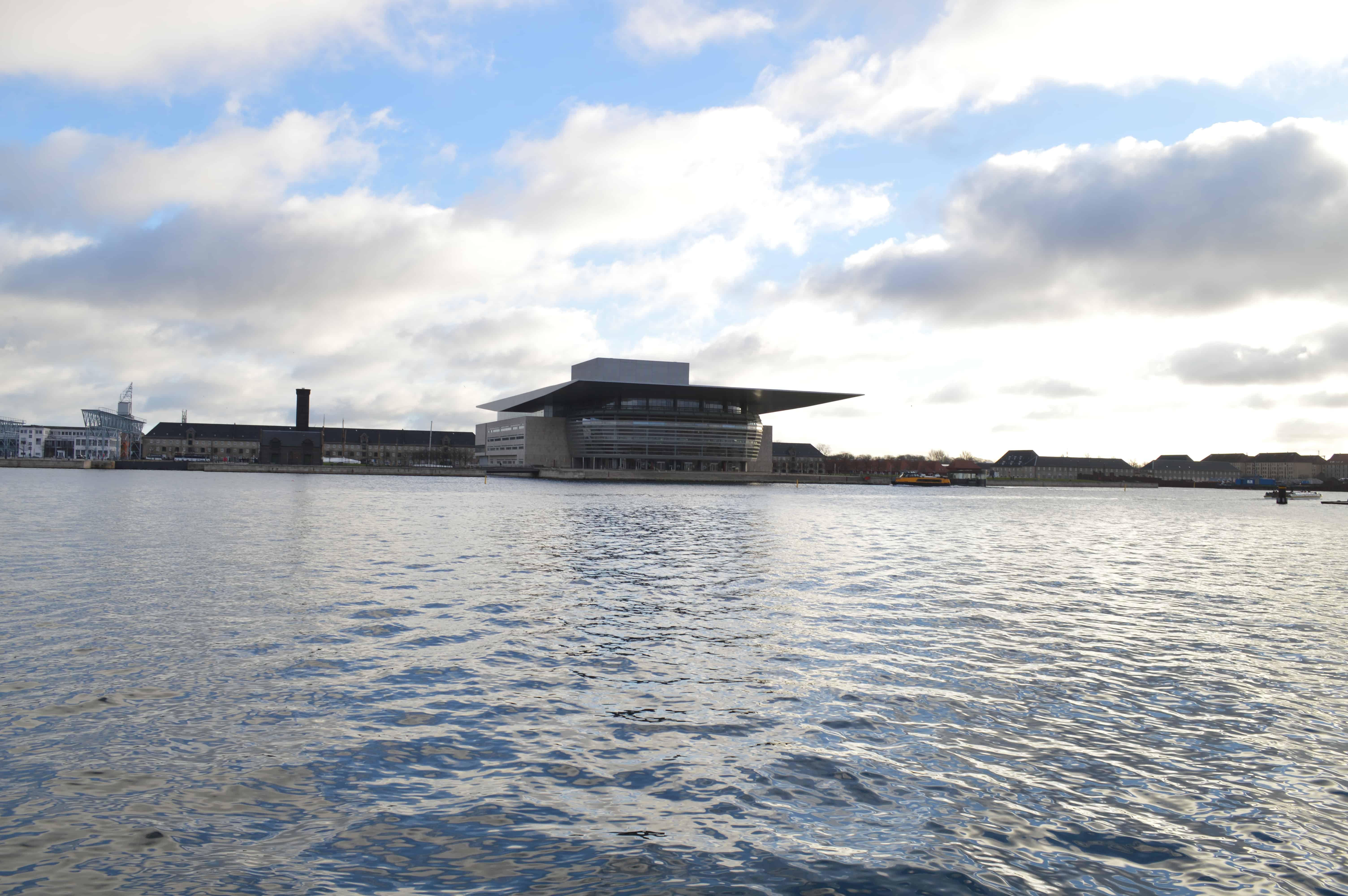 Operagebouw - Kopenhagen - HappyHikers