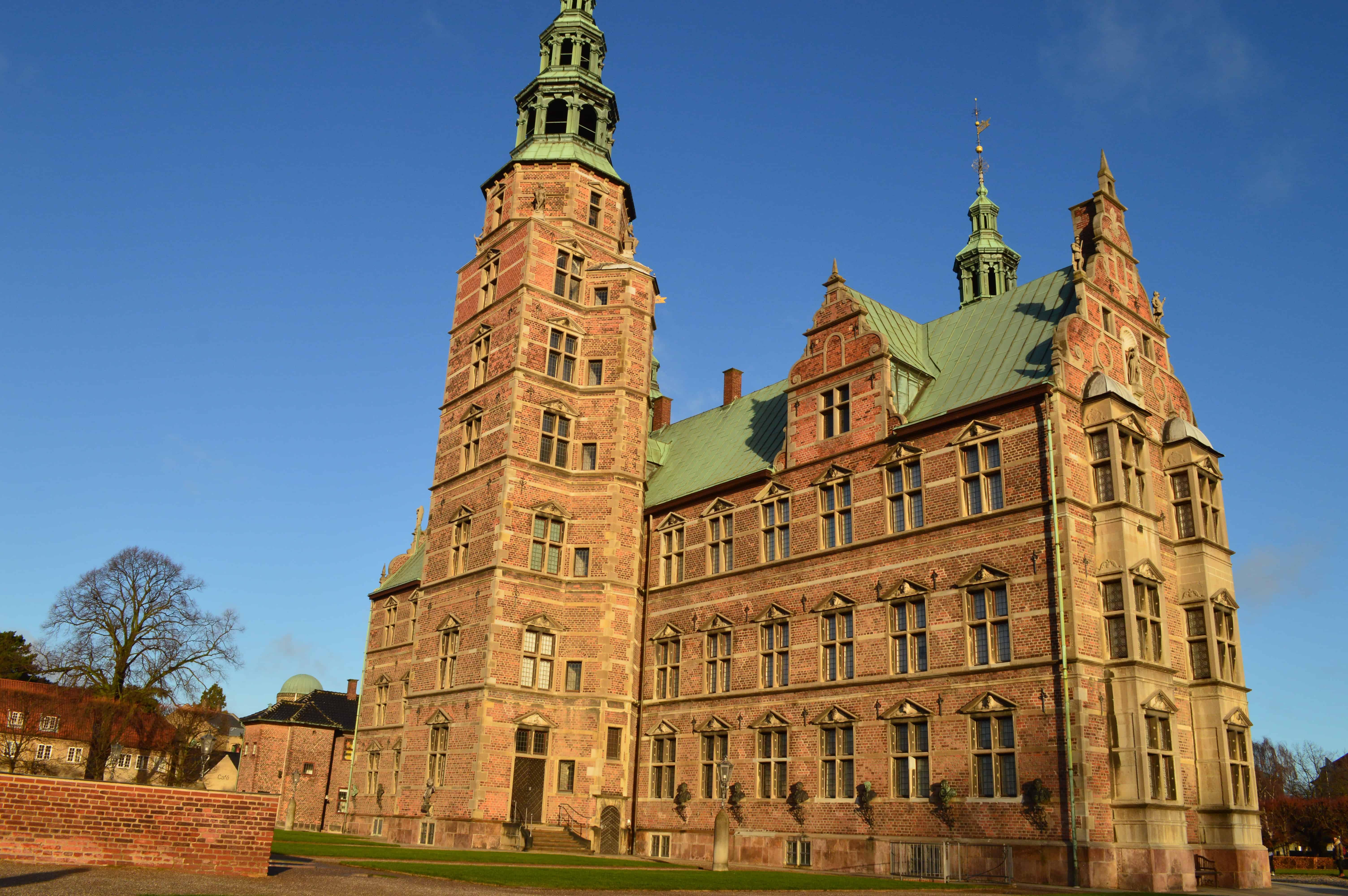Rosenborg Kasteel - Kopenhagen - HappyHikers
