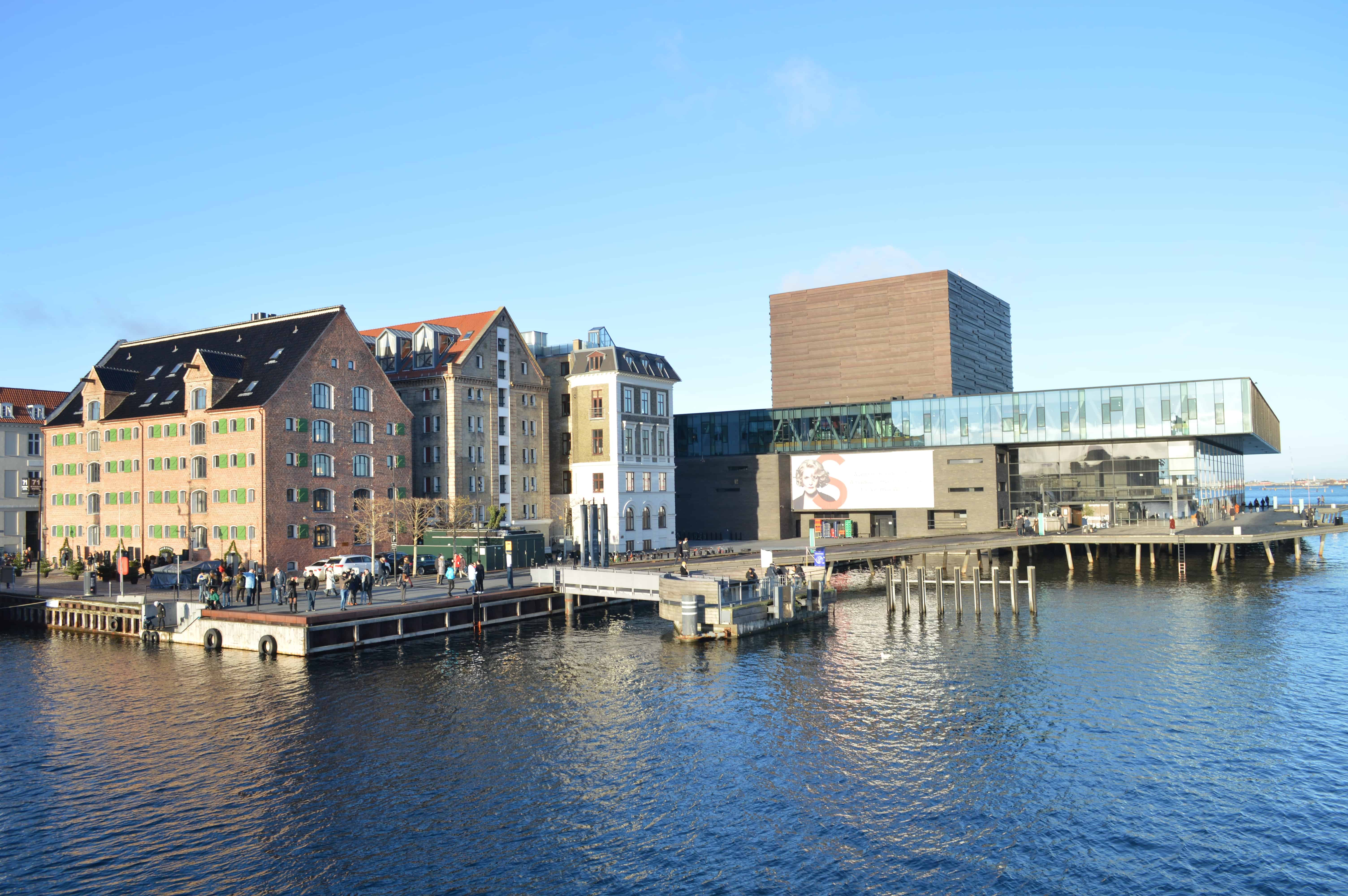 Schouwburg Kopenhagen - HappyHikers