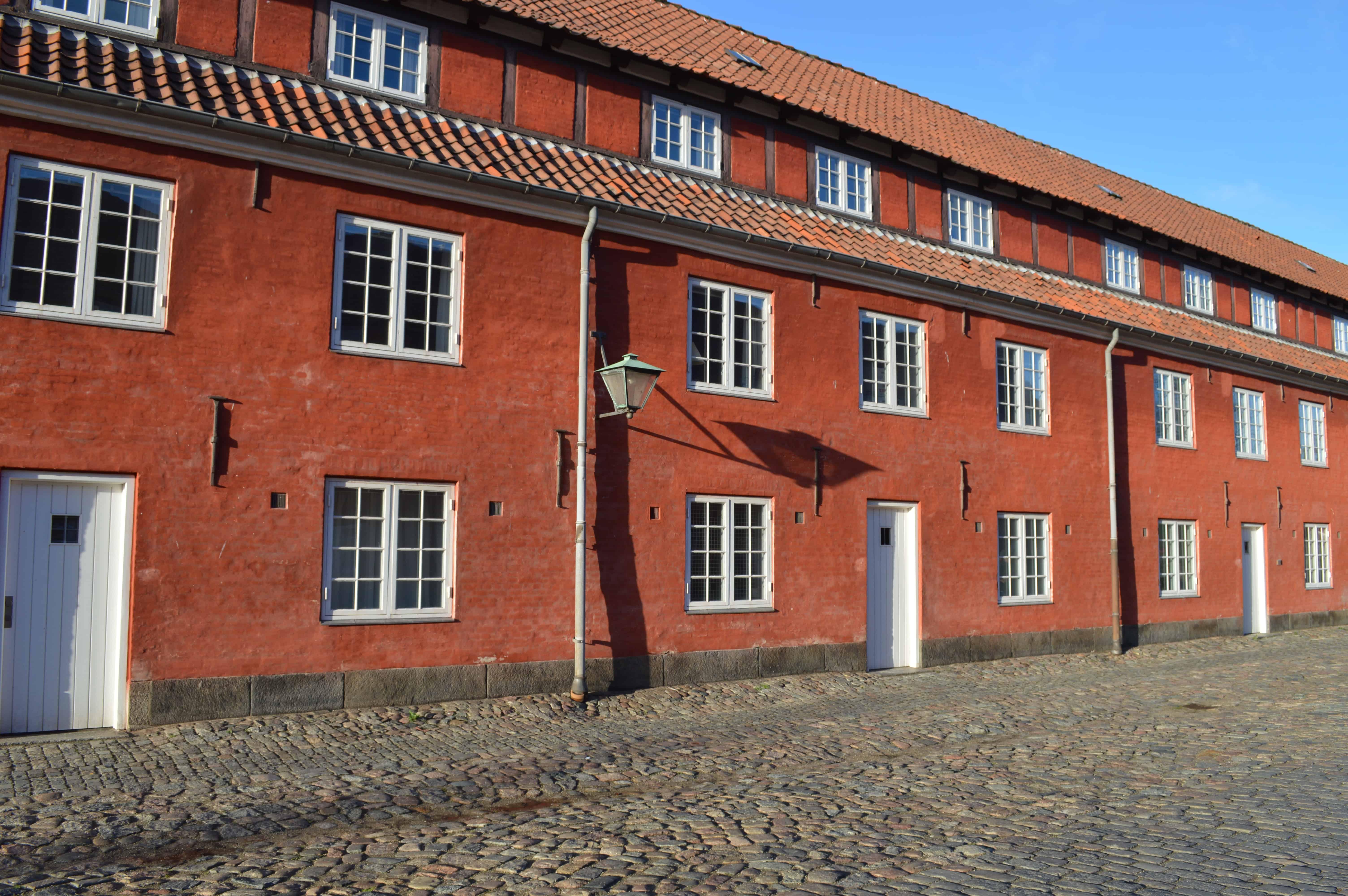 Woningen Kastellet -Kopenhagen - HappyHikers