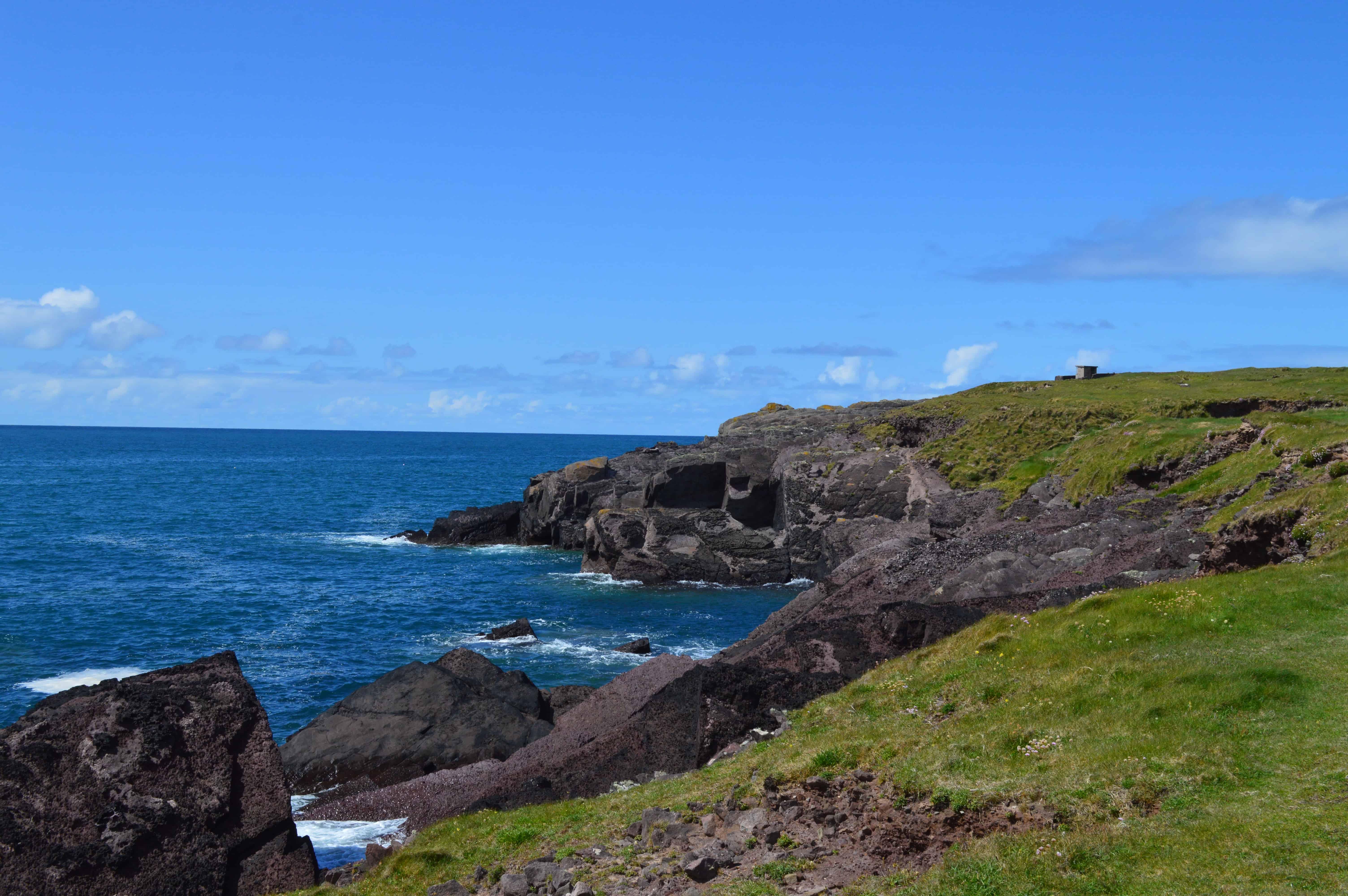 Atlantische oceaan - De Dingleway - HappyHikers