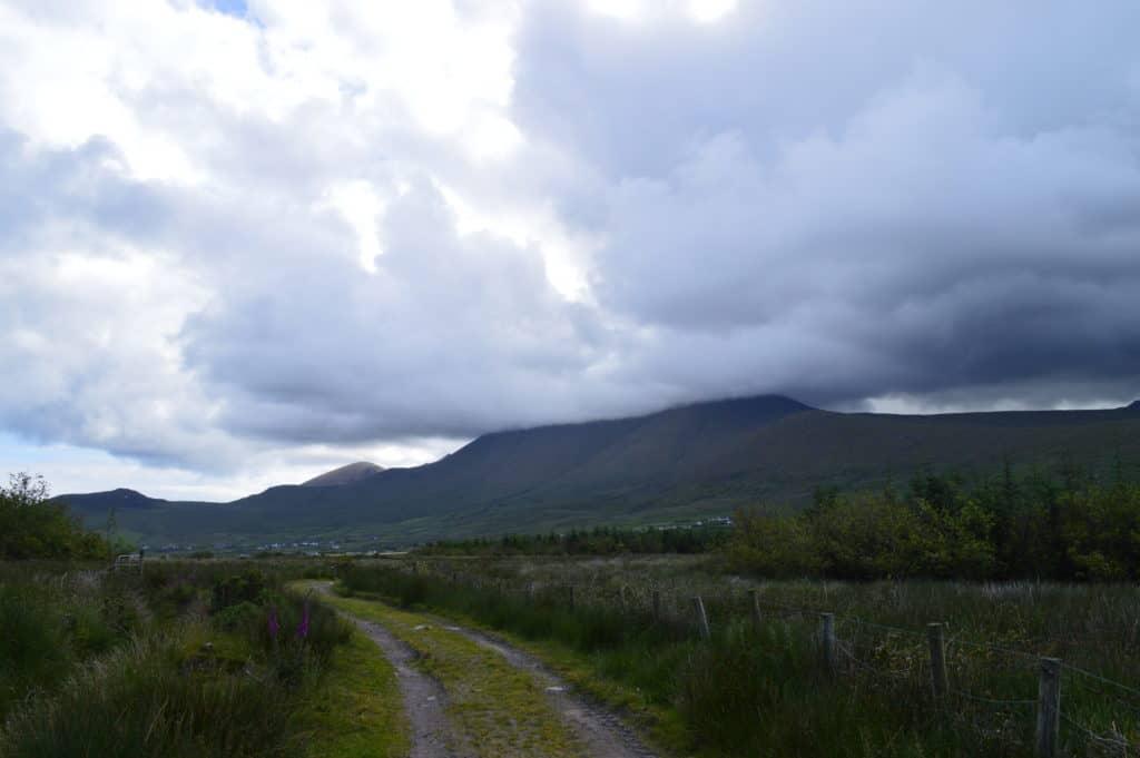 We lopen naar Mount Brandon - Dingleway - HappyHikers