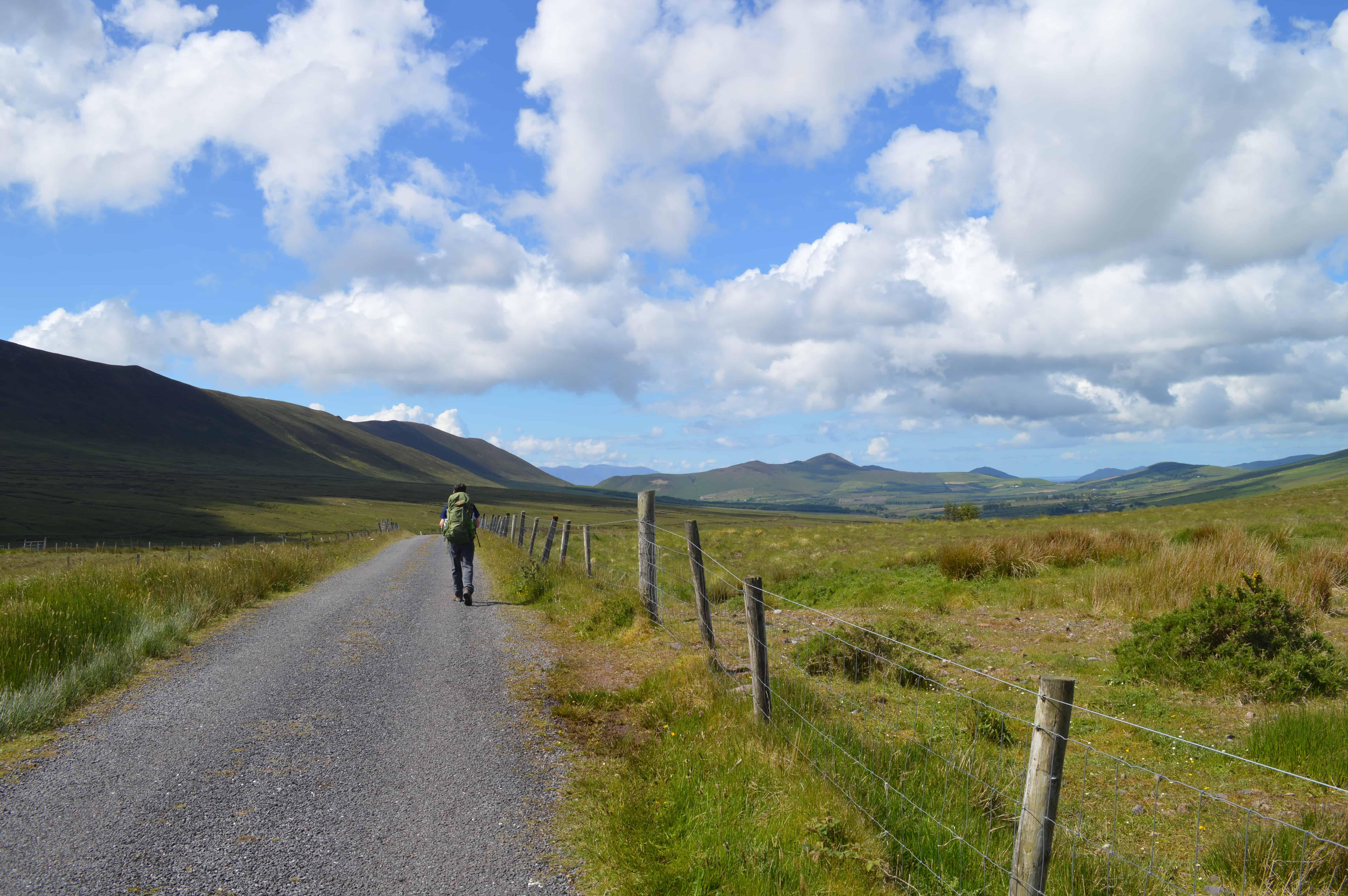 HappyHikers - de Dingleway naar Annascaul