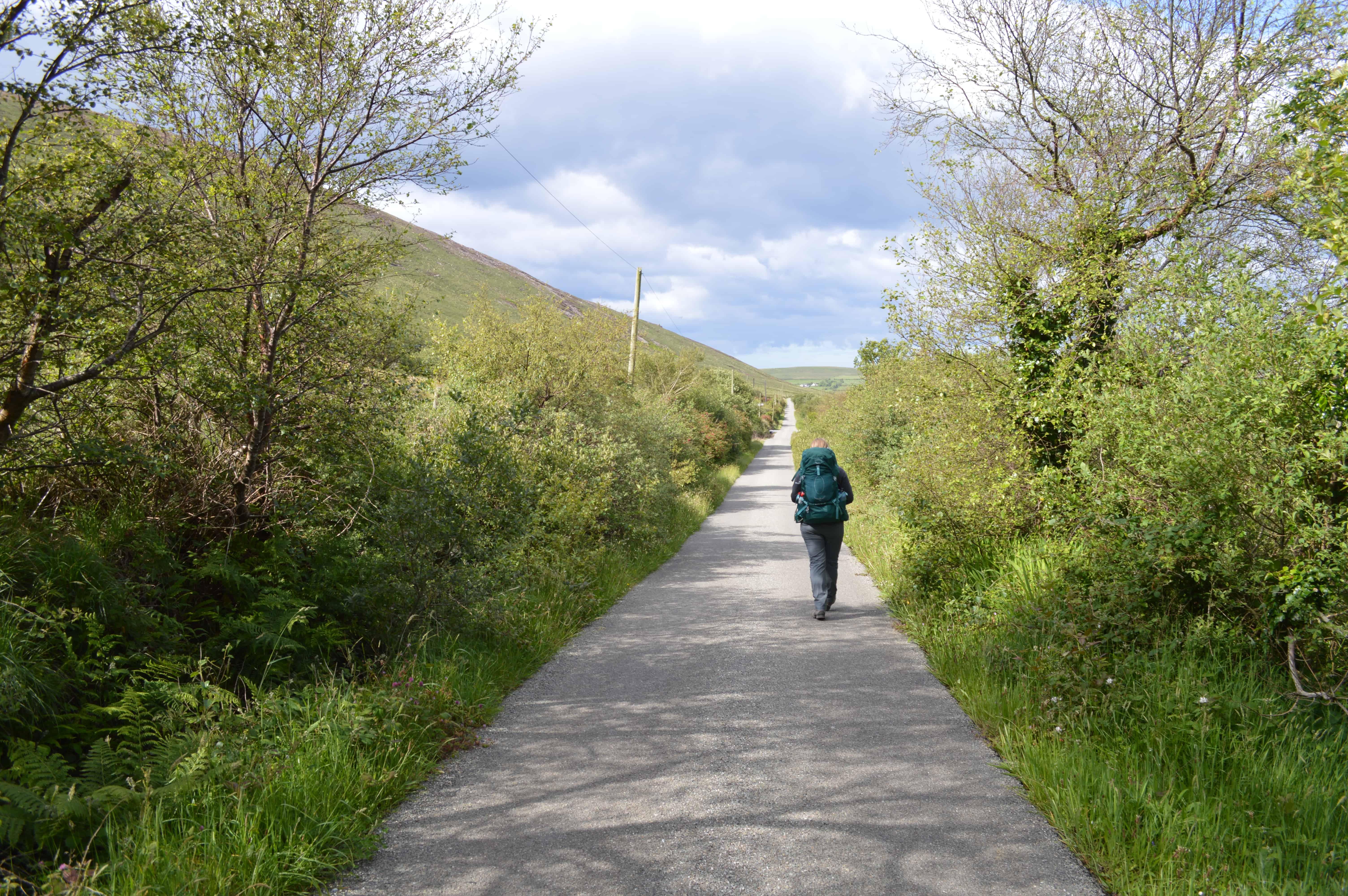 Landwegen - Dingleway - Happyhikers
