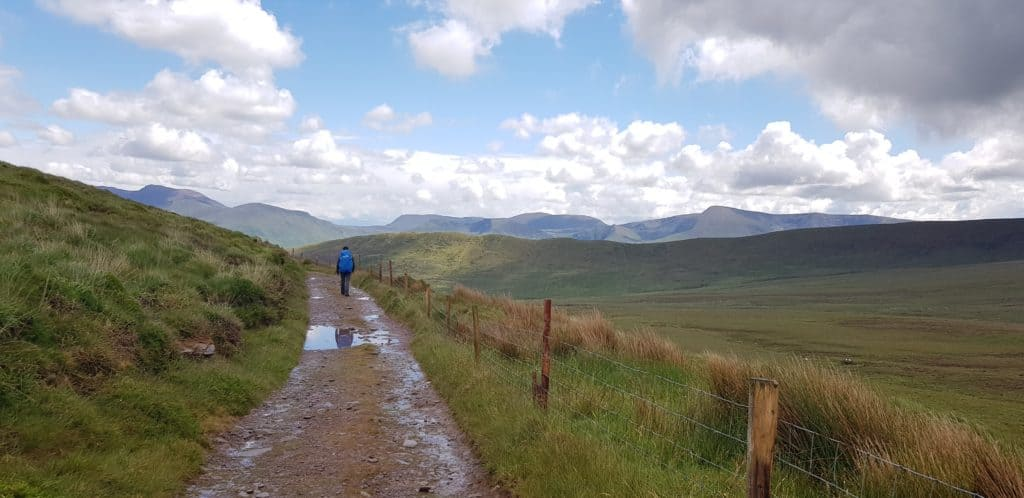 Onderweg naar Cloghane - Dingleway - HappyHikers