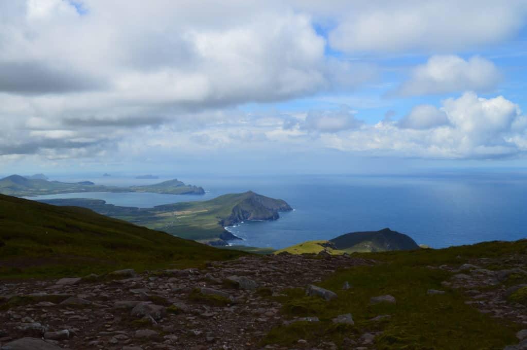 We hebben het gehaald de top van Mount Brandon - Dingleway - HappyHikers