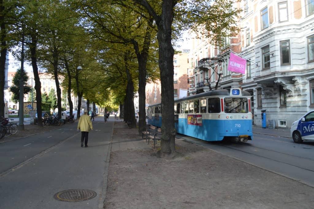 Stadstram - Stadwandeling Göteborg - HappyHikers