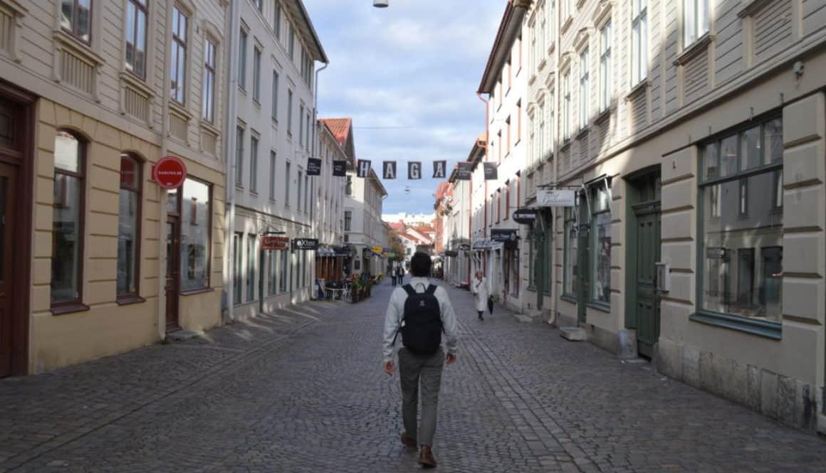 Haga - Stadwandeling Göteborg - HappyHikers