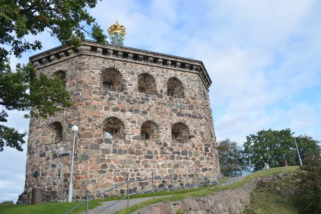 Skansen Kronan - Stadwandeling Göteborg - HappyHikers