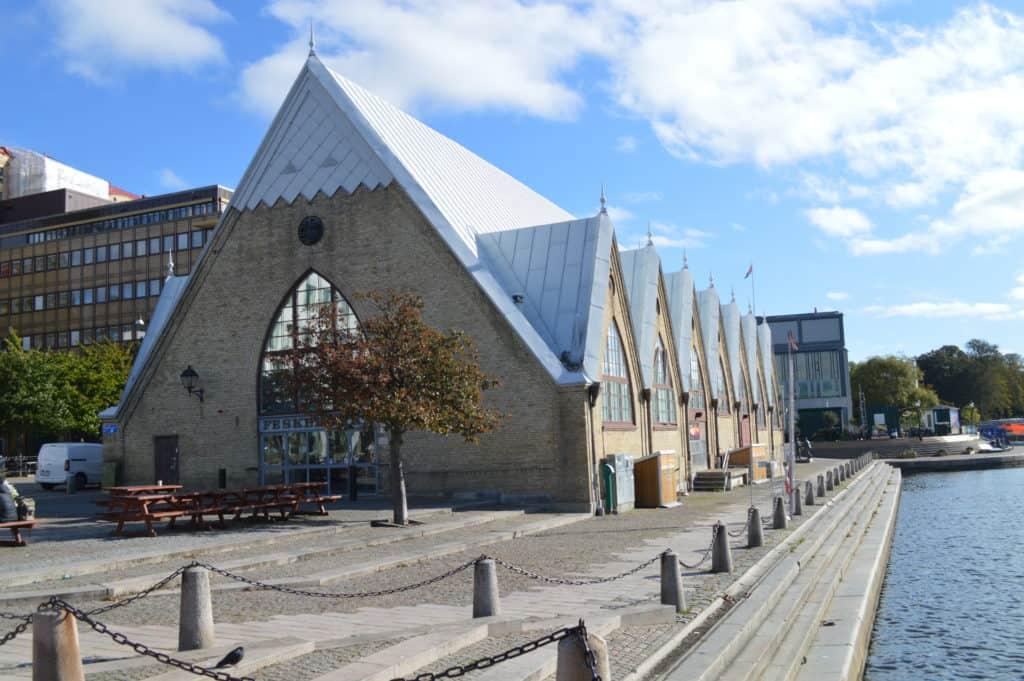 Feskakorka - Stadwandeling Göteborg - HappyHikers