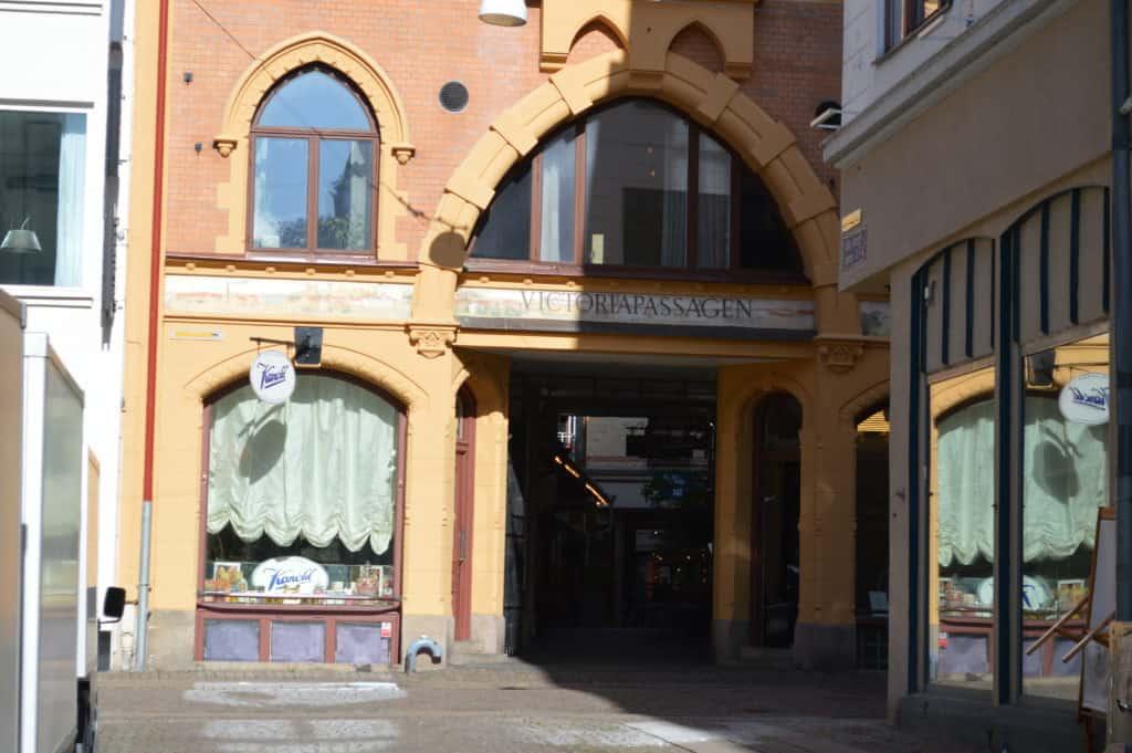 Hip shoppen en Fika - Stadwandeling Göteborg - HappyHikers