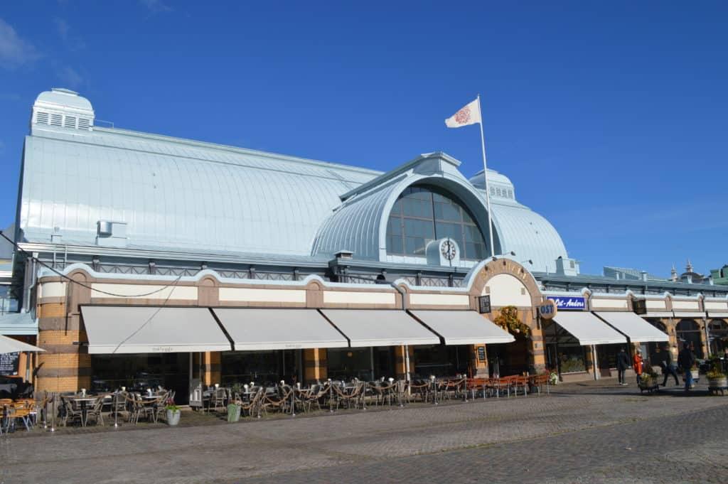 De markthal - Stadwandeling Göteborg - HappyHikers