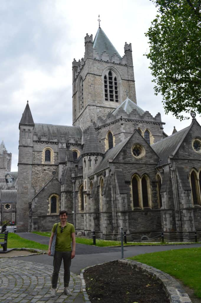 HappyHikers - Christ Church Dublin