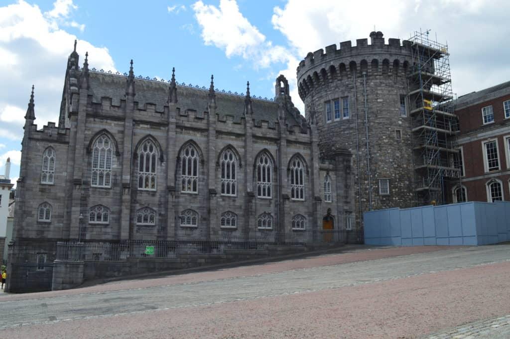 HappyHikers - Dublin Castle