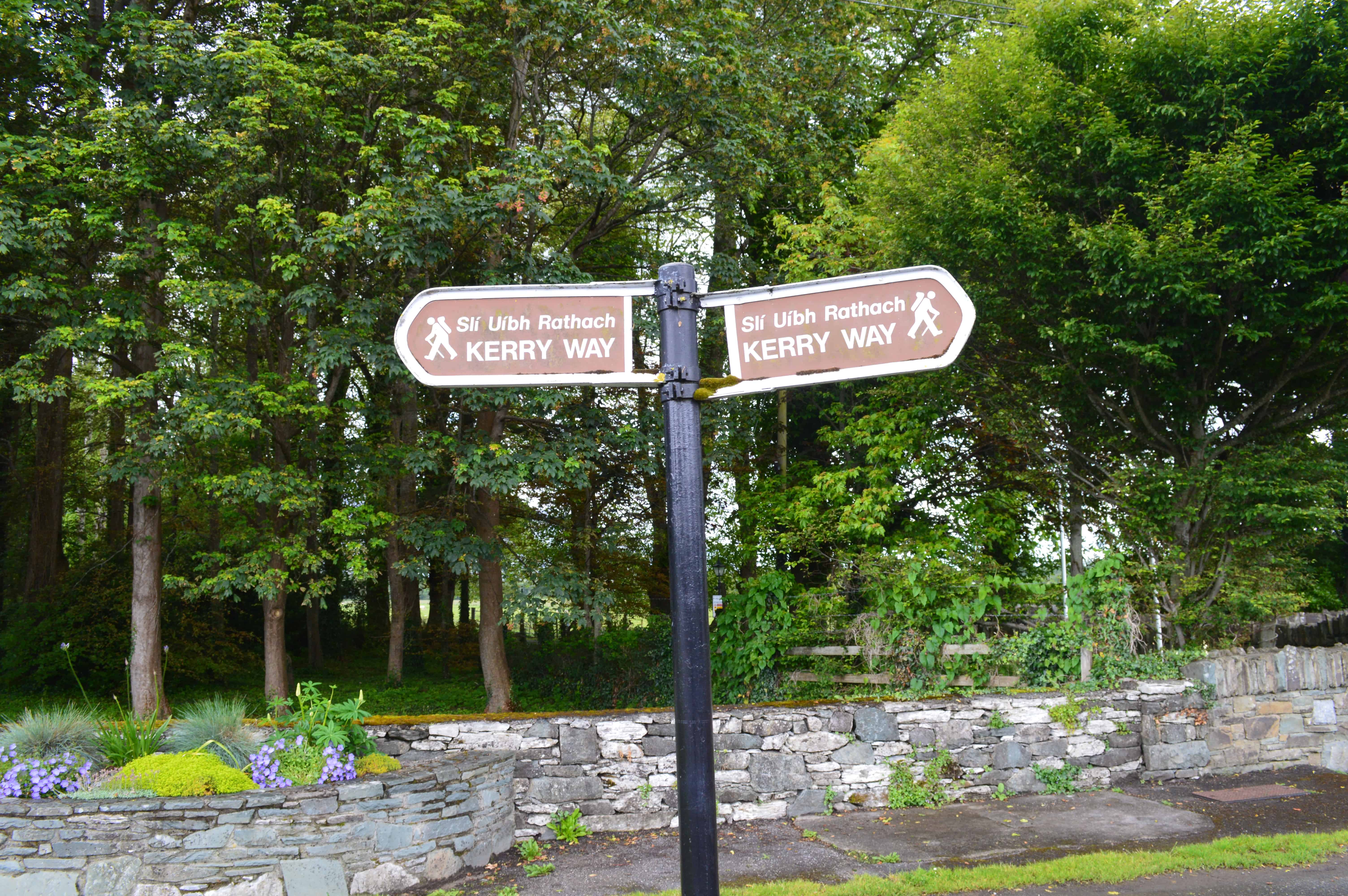 Klein stukje wandelen over de Kerry Way - HappyHikers