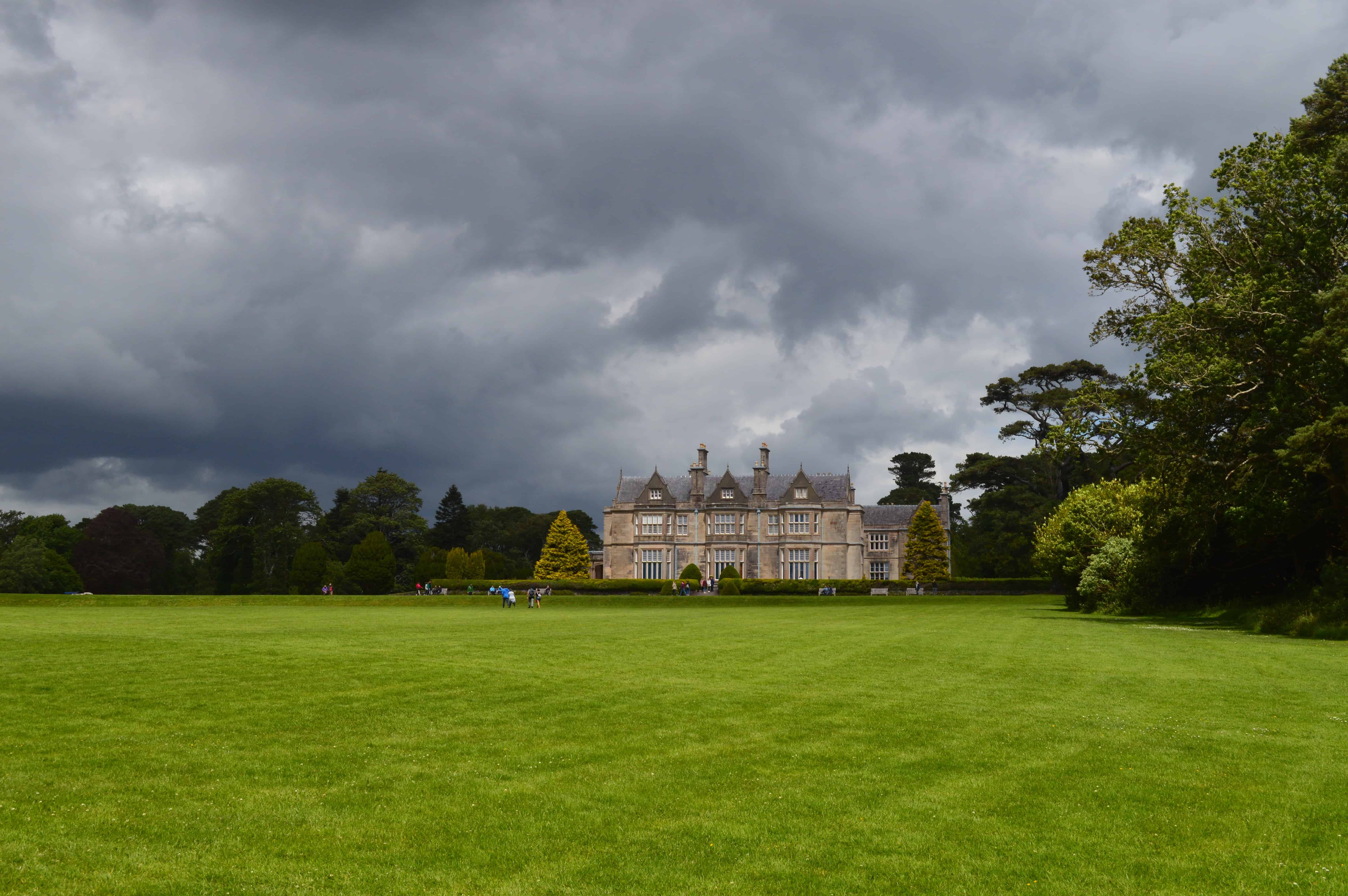 Landgoed Muckross House - Killarney Nationaal Park - HappyHikers
