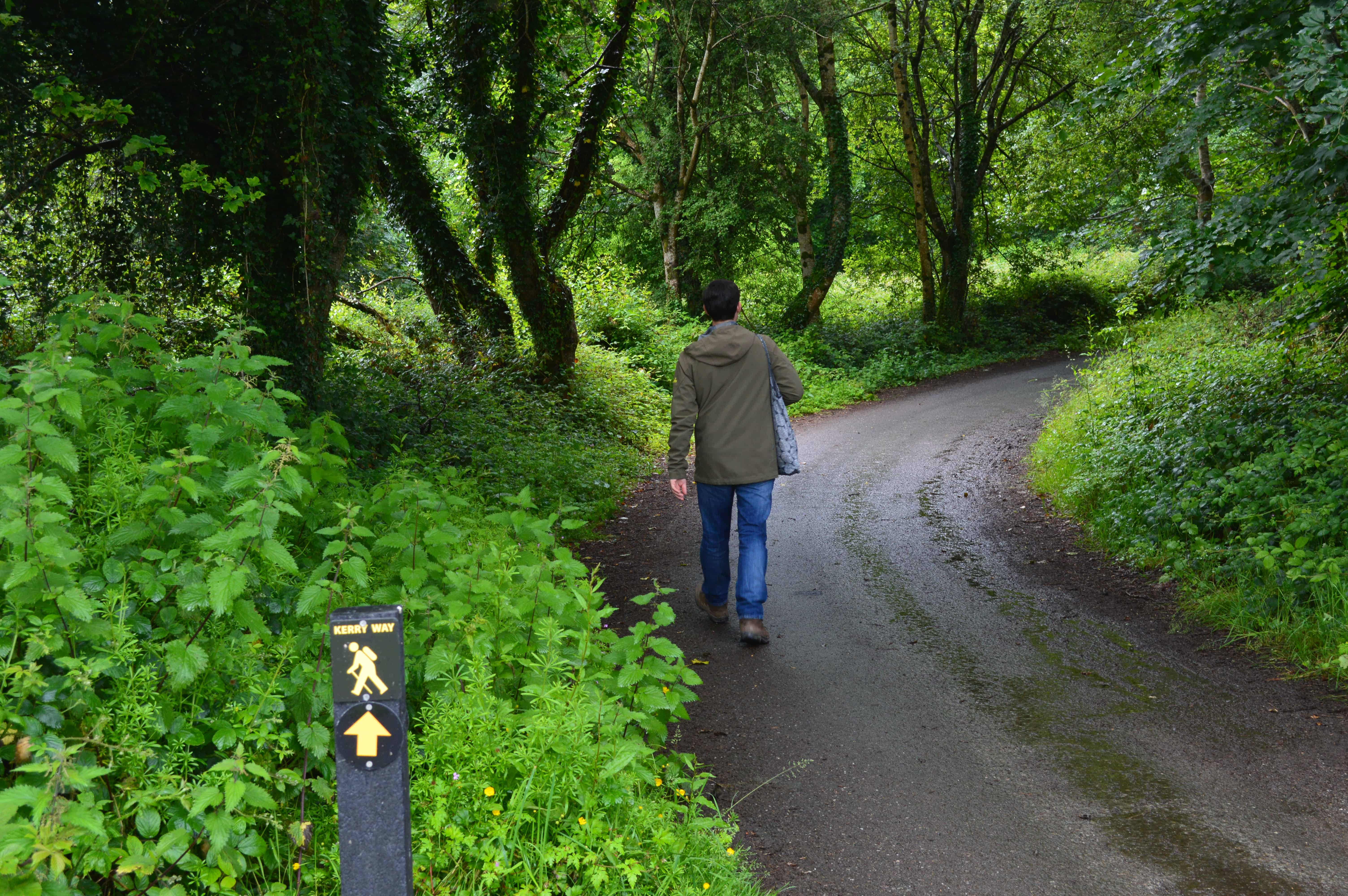 Wandelen over de Kerry Way - HappyHikers