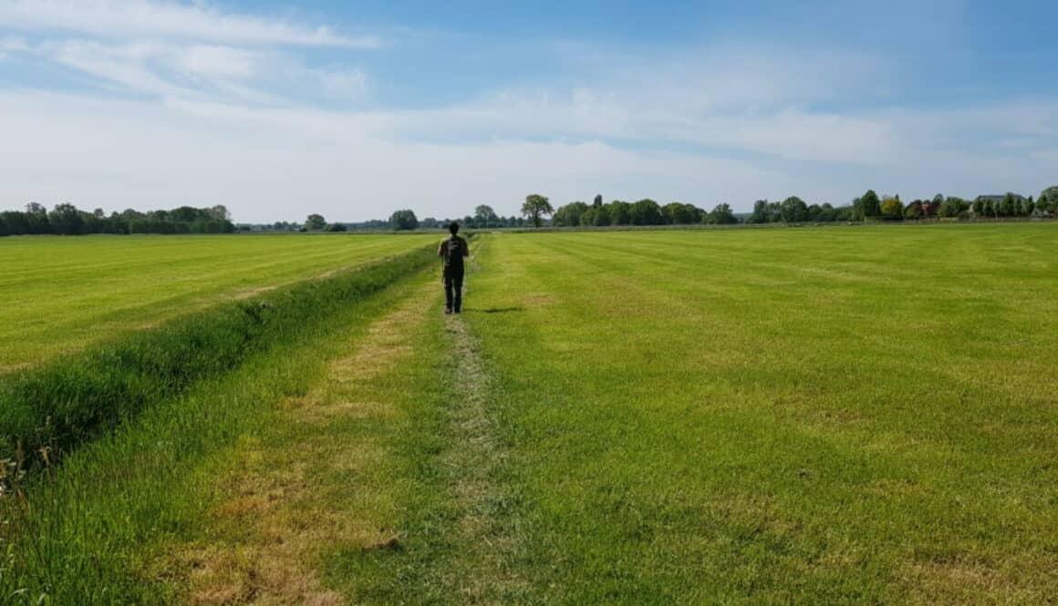 Het klarenbeekse pad - klompenpaden - HappyHikers