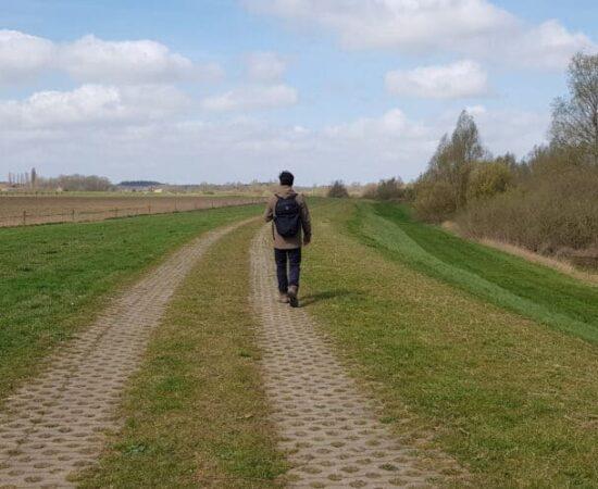 Hanzestedenpad van Zuthpen naar Deventer - HappyHikers