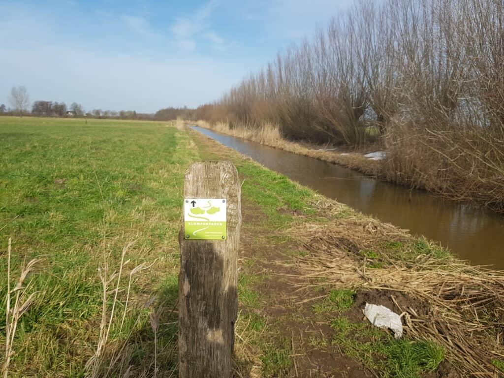 Door de polder - HappyHikers.nl
